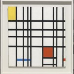 Composition with Yellow, Blue and Red 1937-42 Piet Mondrian 1872-1944 Purchased 1964 http://www.tate.org.uk/art/work/T00648